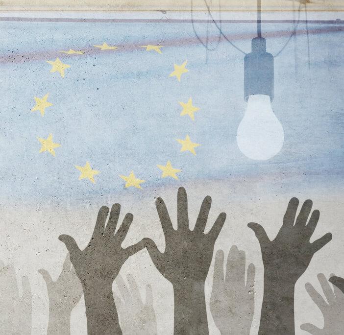Migrants Union Européenne
