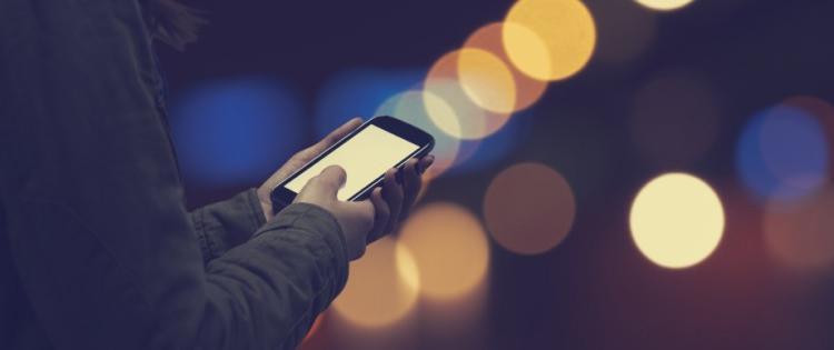 Smartphone format vertical