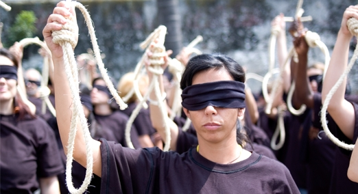Un recul en trompe-l'œil de la peine de mort