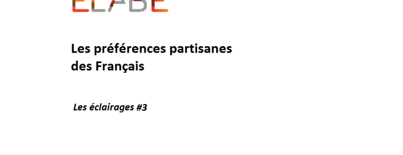 Les préférences partisanes des Français / Les éclairages #3