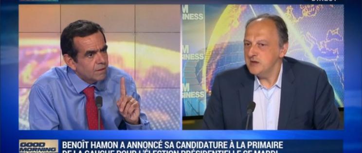 Bernard Sananes  sur BFM Business : «La vie politique française tourne désormais autour des primaires»