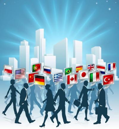 Multinationales françaises: 5,4 millions de salariés à l'étranger