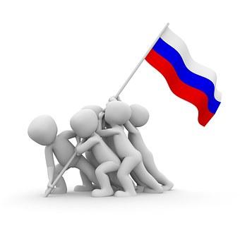 L'offensive médiatique russe
