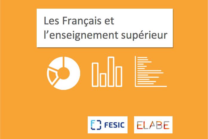 Les Français et l'enseignement supérieur