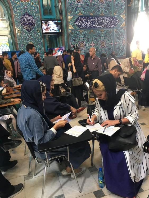 L'assaut vain des femmes iraniennes à la présidence.
