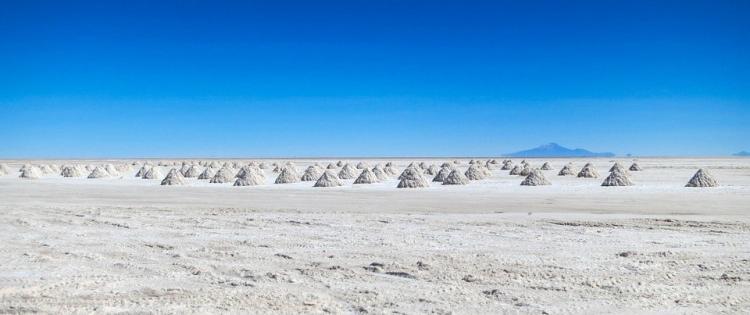 Lithium : le nouvel or blanc