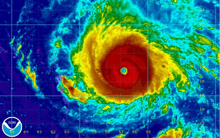 Gestion de l'ouragan Irma par les pouvoirs publics : ce que pensent les Français
