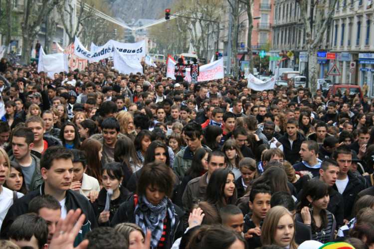 Mobilisations sociales : un souhait d'inflexion de la politique actuelle ?