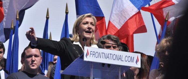 Le match Marine Le Pen/Marion Maréchal