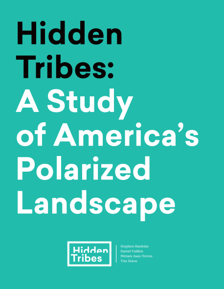 Hidden Tribes, chronique d'une Amérique divisée