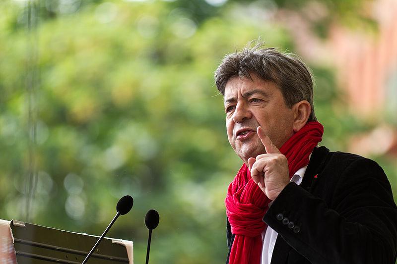 64% des Français choqués par le comportement de Jean-Luc Mélenchon