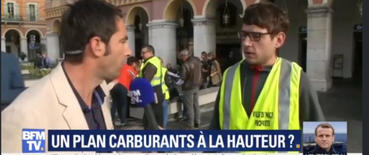 73% des Français approuvent la mobilisation des «gilets jaunes»