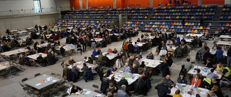 Grand Débat : pouvoir d'achat, justice fiscale et réduction du nombre de parlementaires en tête des priorités