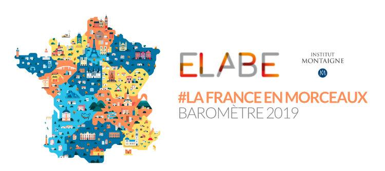 Baromètre des Territoires 2019 : la France en morceaux