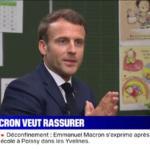 Emmanuel Macron veut rassurer