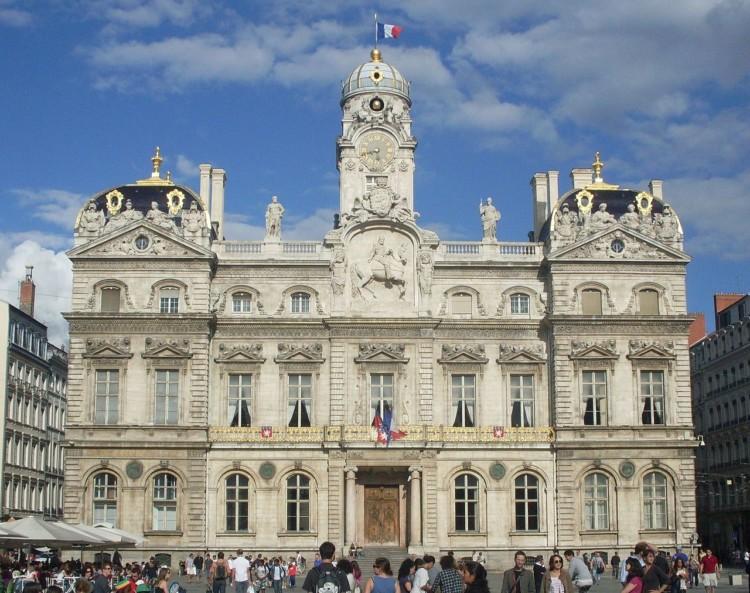 LYON ville - Municipales 2nd tour - Estimation Elabe/Berger-Levrault pour BFMTV/Le Parisien