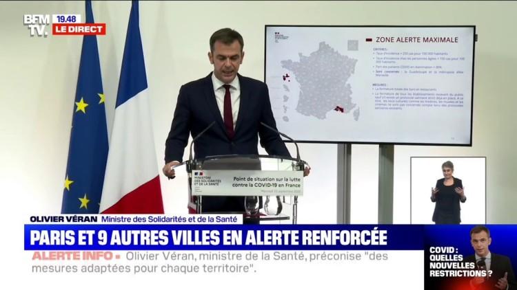 Covid-19 : des mesures moins acceptées et qui divisent les Français