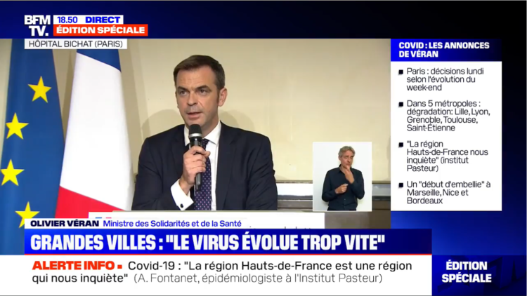 Les Français face au coronavirus - 20ème vague de notre étude