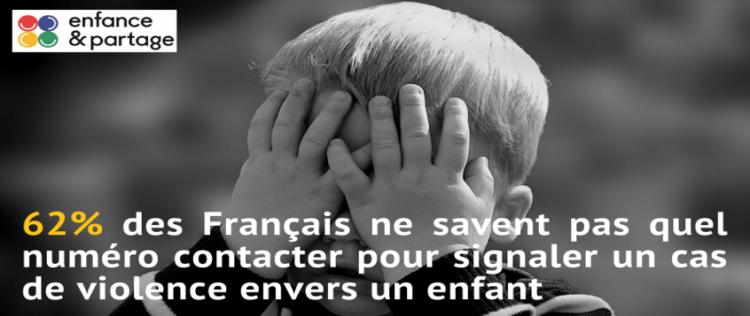 Violences faites aux enfants : des Français indignés mais encore mal informés