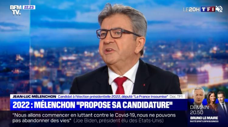 Les Français et Jean-Luc Mélenchon