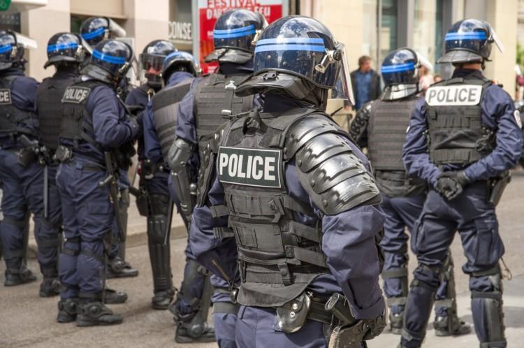 Les Français et la police
