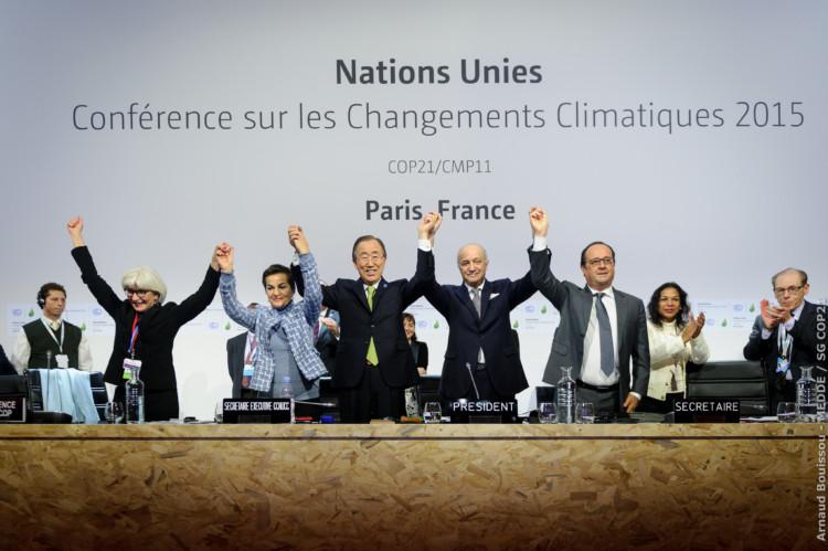 Les Français et les 5 ans de l'accord sur le Climat