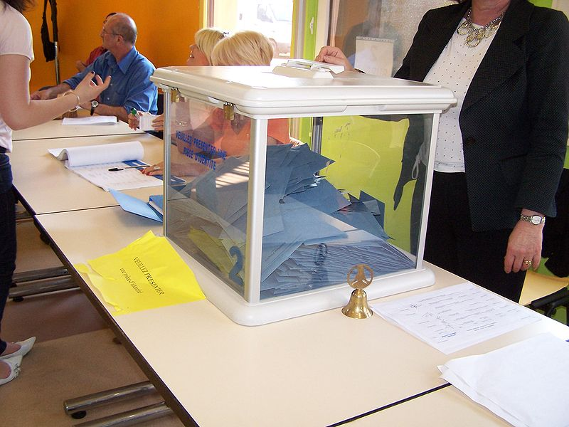 Elections régionales de 2021 en Île-de-France